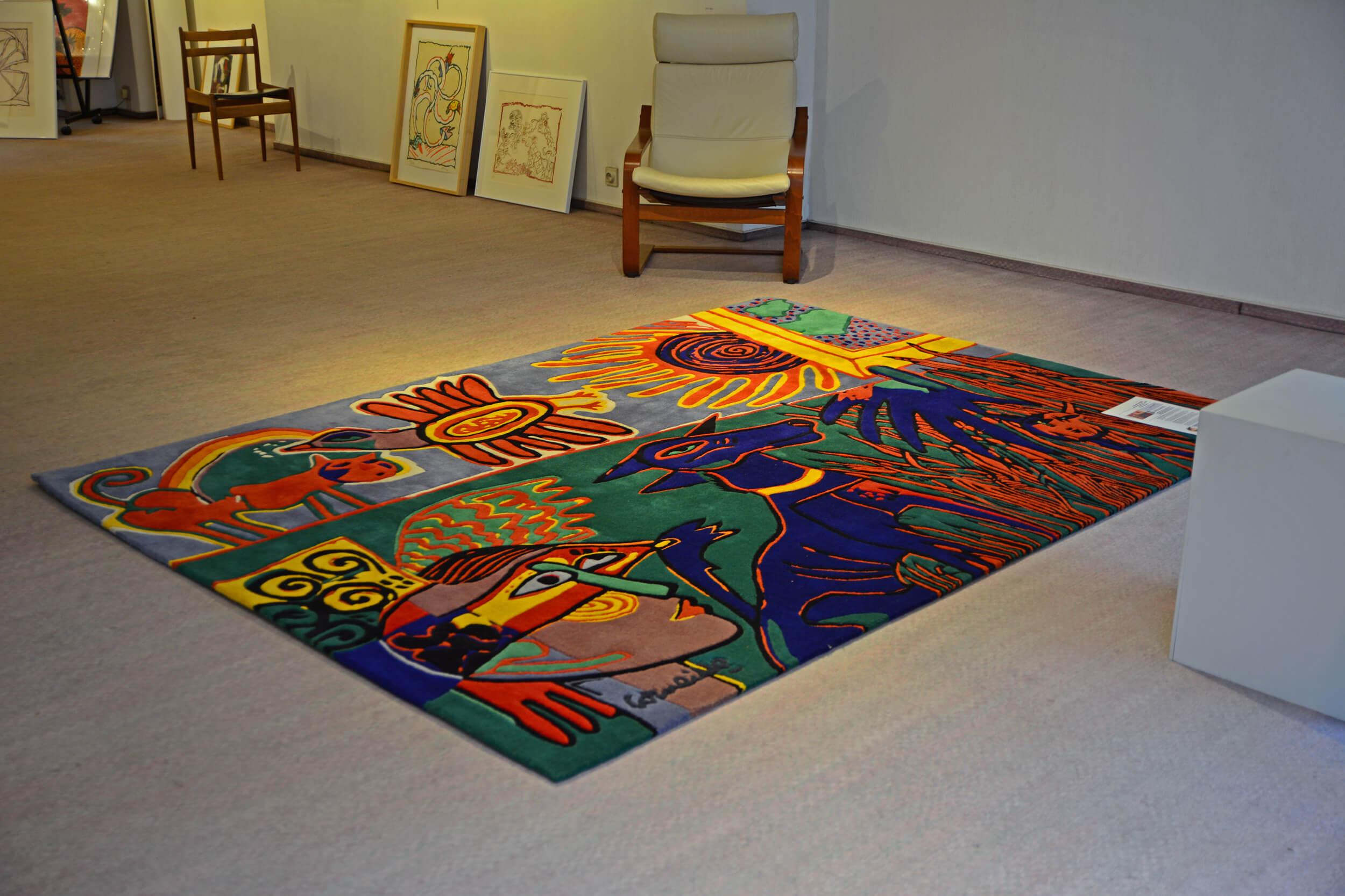 Resonans GalerijTapijt