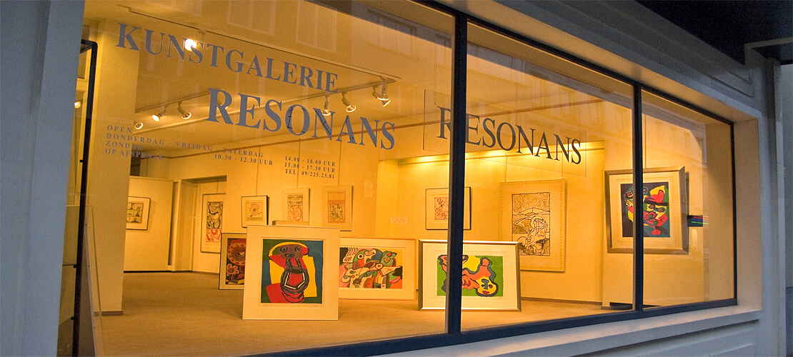 Resonans - kunstgalerie
